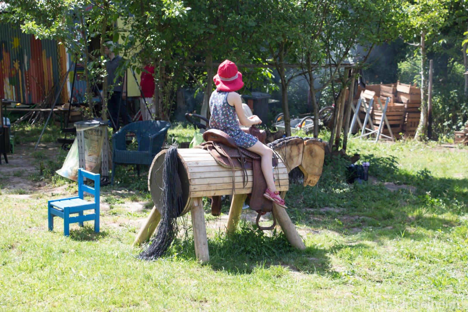 Das Holzpferd