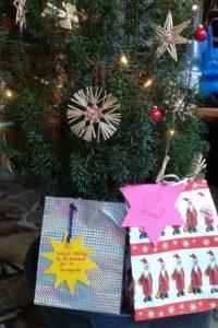 Weihnachtsgeschenk der MütZe Ingelheim